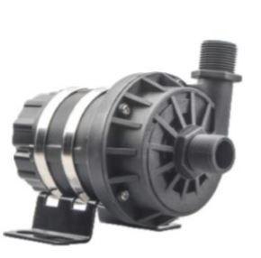 """12V 80W 3000 l/h keringető szivattyú, pumpa IP68-vízmentes külső menetes 1/2"""" szolár rendszerhez is"""