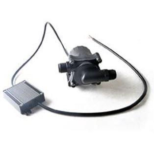 """12V 54W 2100 l/h Keringető szivattyú nagyteljesítményű vízszivattyú pumpa IP68-vízmentes 1/2"""" menet"""