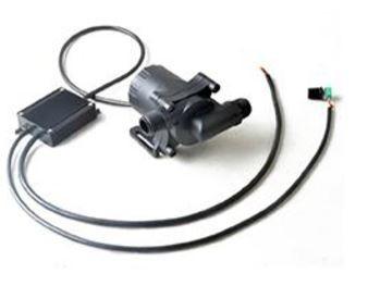 12V 54W 2100 l/h Keringető szivattyú nagyteljesítményű vízszivattyú pumpa sebesség szabályozóval