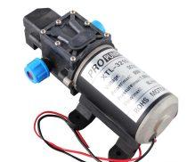 Permetezőgép szivattyú 12V 80W 10bar 360 lh nagynyomasu onfelszivo pumpa