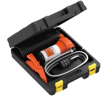 Mobil mosó önfelszívó szivattyú készlet 12V 204W 4,8 bar 1020 l/h egyenáramú membránszivattyúval