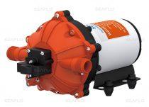 Ipari önfelszívó membrán szivattyú 12V 144W 690 liter/óra pumpa permetező keringető vágógép hegesztő