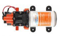Önfelszívó membrán szivattyú 12V 42W 300 liter/óra 6,9 bar pumpa permetező keringető vágógép