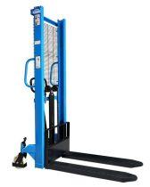 Magasemelésű raklapmozgató targonca 1500 kg teherbírás 1600 mm emelési magasság