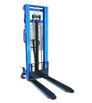 Magasemelésű raklapmozgató targonca 1500 kg teherbírás 3000 mm emelési magasság