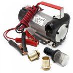 Üzemanyag szivattyú 12V DC fáradtolaj, gázolaj átfejtő pumpa 160W
