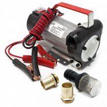 Üzemanyag szivattyú 24V DC gázolaj kút szivattyú átfejtő pumpa 150W