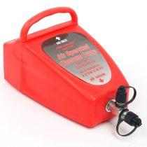 Levegős vákuumszivattyú kompresszorra köthető 28 liter/perc 0,09 Bar