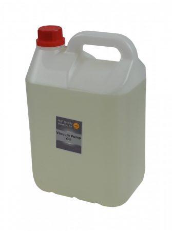 Vákuumszivattyú olaj 5 literes kiszerelésben SHELL
