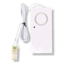 Víztúlfolyás jelző - Vízszintjelző - vízmagasság riasztó - A szenzor egy 100 cm hosszú kábel végén v