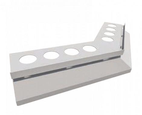 Drip vízvető külső sarokprofil erkély balkon terasz derékszögű teraszprofil balkonszegély min. 8 9 1