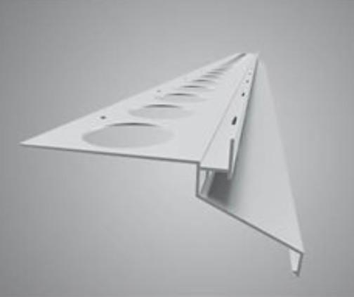 Aluminium terasz profil