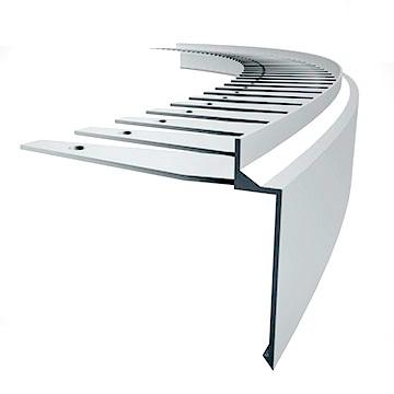 Flexi erkély terasz hajlítható élzáró flexibilis teraszszegély