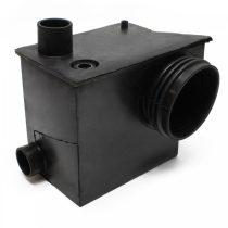 WT külső ház darálós szennyvíz szivattyú WC átemelő pumpa számára tartalék alkatrészWT belső tartály