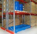 Ipari bútor - polc, tároló, állvány
